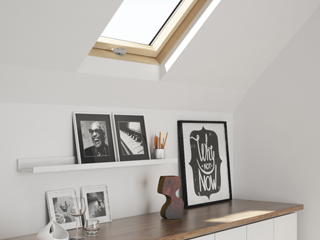 Okna dachowe w naturalnej odsłonie