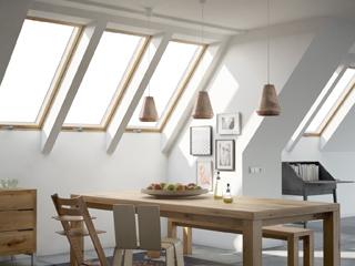 Okna dachowe – drewniane czy z PCV?