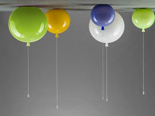 Lampy dla dzieci w kształcie baloników