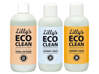 Ekologiczne produty do prania delikatnych ubrań.