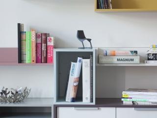 Idealna biblioteczka z systemem Muunto