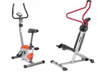 Przegląd sprzętu fitness