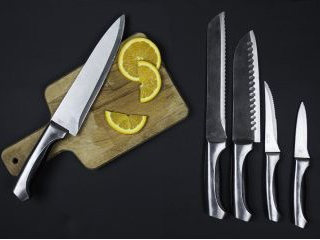 Noże godne szefa kuchni