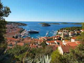 Podróż do Chorwacji.