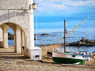 Najpiękniejsze plaże na Costa Brava w Hiszpanii.