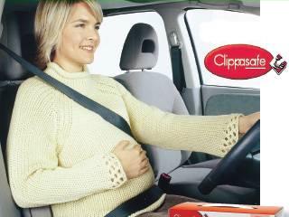 Adapter do pasów bezpieczeństwa dla kobiet w ciąży