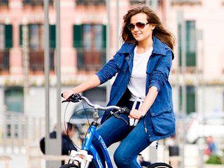 Jesienne przejażdżki rowerowe.