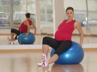 Ania Kapera – aktywna w ciąży!