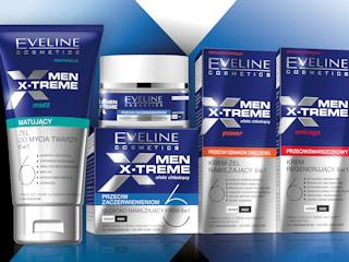 MEN X-TREME Wybór zadbanego mężczyzny od Eveline Cosmetics.