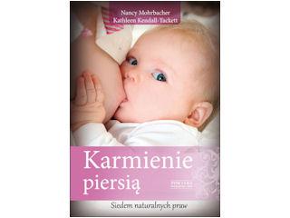 Recenzja książki Karmienie piersią