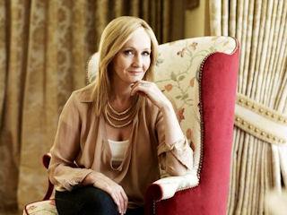 Przygoda J.K. Rowling w Zone Reality