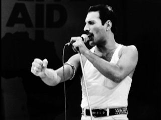 Freddie Mercury w Club TV