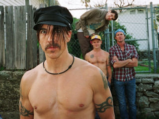 Red Hot Chili Peppers pierwszą gwiazdą MTV EMAs 2011