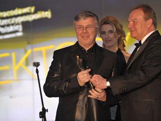 Wektor 2010 w rękach Emiliana Kamińskiego