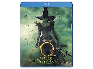 Oz Wielki i Potężny - na DVD i Blu-ray.