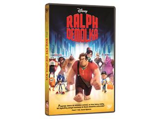 Nowość na DVD i Blu-ray - Ralph Demolka.