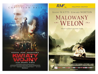 Przegląd filmów z Chinami w tle.