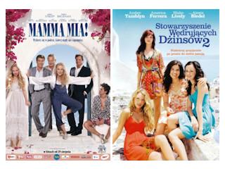 Przegląd filmów z Grecją w tle.