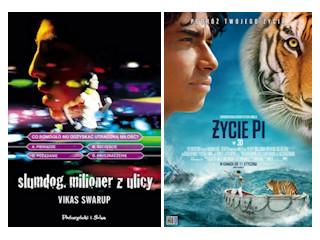 Przegląd filmów z Indiami w tle.