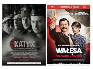 Przegląd filmów z Polską w tle.