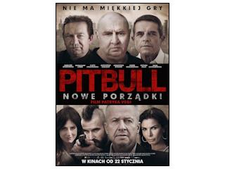 """Recenzja książki """"Pitbull. Nowe porządki""""."""