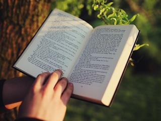 Gdzie najlepiej czytać książki.
