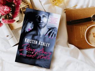 """""""Zmysłowy anioł stróż"""" Kristen Ashley"""