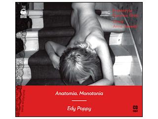 """Nowość wydawnicza Audiobook """"Anatomia. Monotonia"""" Edy Poppy."""