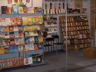 Oficyna Impuls na Międzynarodowych Targach Książki w Krakowie 2015.