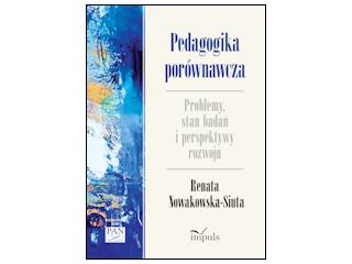 Nowość wydawnicza - Pedagogika porównawcza.
