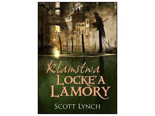 """Recenzja książki """"Kłamstwa Locke'a Lamory""""."""