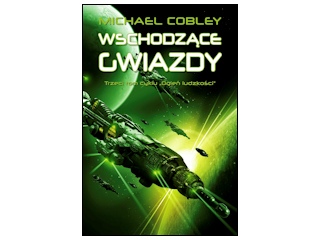 """Nowość wydawnicza """"Wschodzące gwiazdy"""" Michael Cobley."""