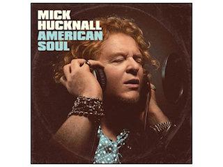 "Nowość płytowa ""American Soul"" Mick Hucknall."