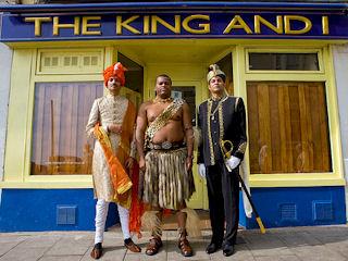 Czy trzej prawdziwi książęta znajdą swoje księżniczki w Anglii?