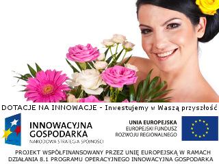 Bukiet ślubny w e-usłudze Florysta3D.