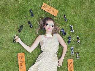 Hit lata 2012 - cętkowane okulary przeciwsłoneczne Belutti.