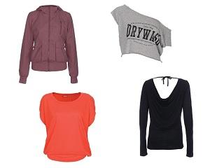 Kolekcja ubrań Drywash
