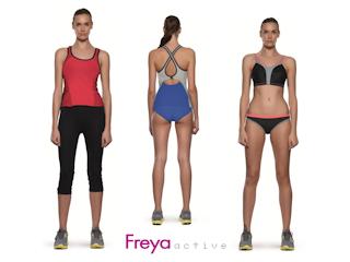 Odzież sportowa od Freya.