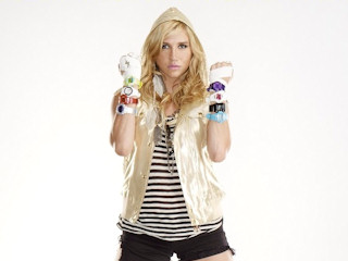 Ke$ha projektuje zegarki Baby-G