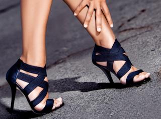Kolekcja butów na lato 2012 marki obuwniczej Nessi.