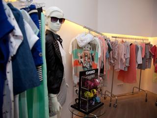 Prezentacja marki Moodo w Pomada Fashion Office - wiosna 2013.