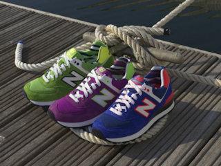 Nowa kolekcja butów New Balance 574.