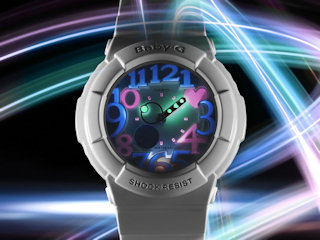 Zegarek w 3-D od CASIO