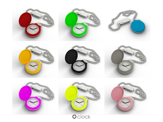 Silikonowe szaleństwo z zegarkami Oclock.