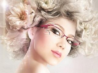 Okulary dopełnieniem sylwestrowej kreacji