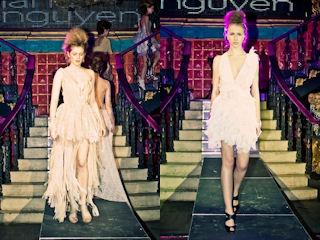 Debiutancka kolekcja młodej projektantki Lany Nguyen