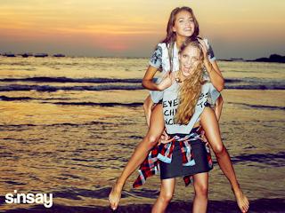 Kampania SS'14 marki SiNSAY – bad girls i dzikie plaże Goa.