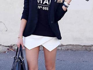 Szorty damskie: gorąca moda na krótko