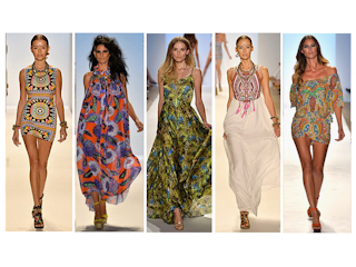 Sukienki na sezon lato 2014.