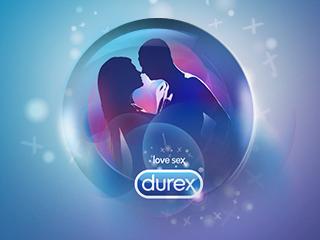 Sprawdź erotykę swojego związku z Durex.